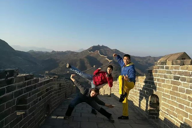 All-Inclusive Half-Day Tour of Mutianyu Great Wall