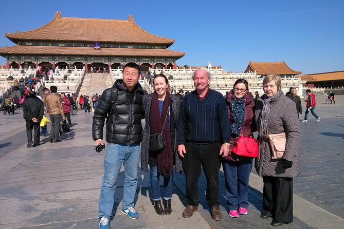 2 Day Comfort Tour of All Hightlights of Beijing and Budget tour as your option