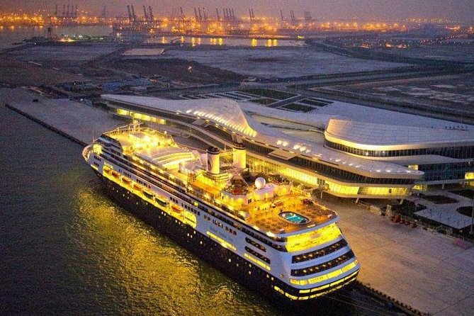 Private Departure Transfer to Tianjin Crusies Port from Tianjin City