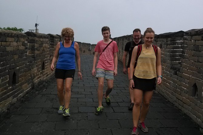 Tianjin Home Port to Huanyaguan Great Wall by Private Car Transfer