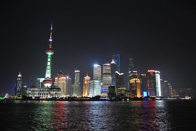 Private 4-Day Xian and Shanghai Tour from Beijing by High-Speed Train