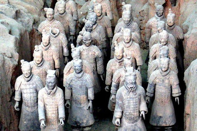 Full-Day Trip of Terracotta Warriors and Horses Museum and Muslim Quarter