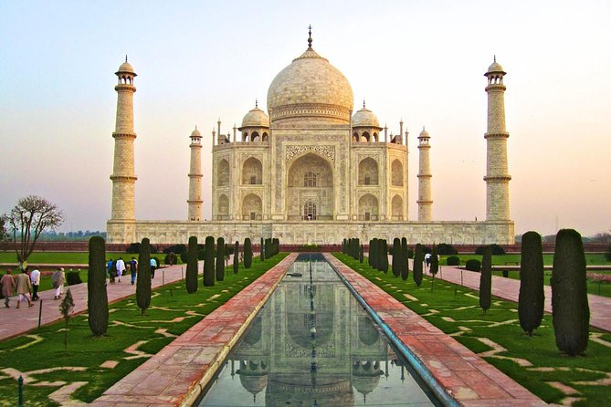 Taj Mahal e Fatehpur Sikri Tour de Agra de Delhi