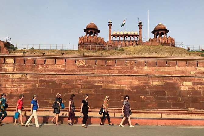 Delhi Highlights City Tour with guide