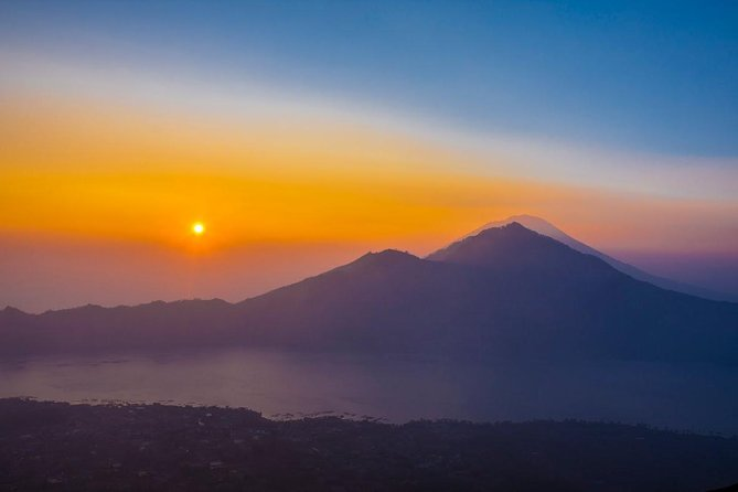 Private Tour: Caldera Sunrise Volcano Trek from Bali