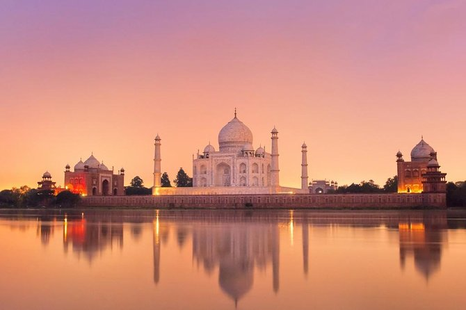 3-Day Private Luxury Golden Triangle Tour to Agra and Jaipur From New Delhi