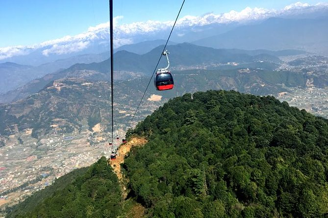 Private Half-Day Chandragiri Cable Car Tour in Kathmandu
