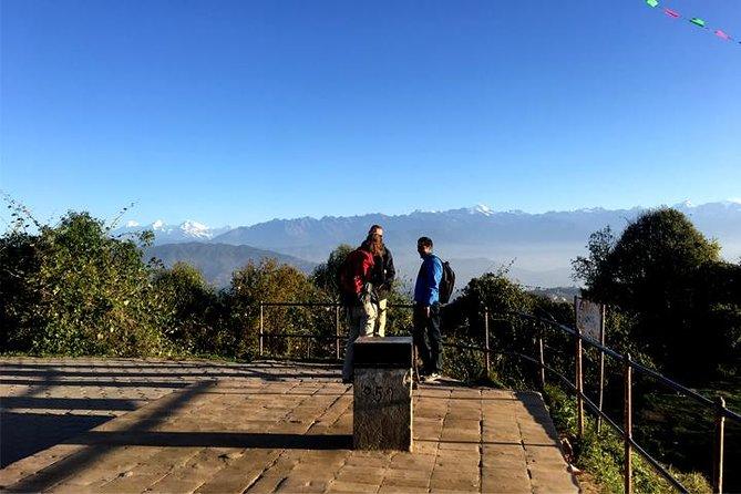 Nagarkot Sunrise, Bhaktapur and Patan Durbar Square Tour in Kathmandu