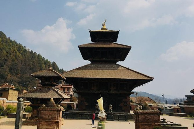 Private Day Tour in Kathmandu Valley Rim with Bhaktapur Sightseeing