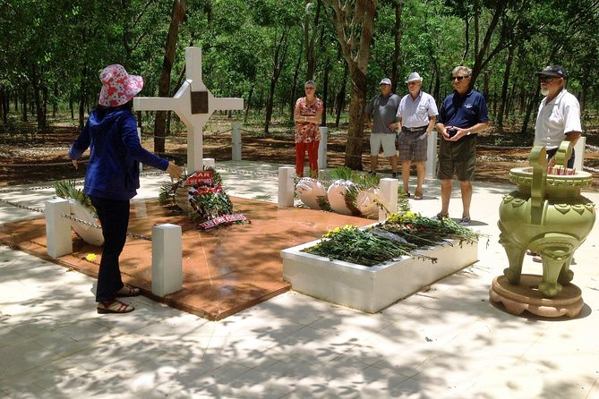 Full-day Private Long Tan and Nui Dat Battlefield Tour from Ho Chi Minh City