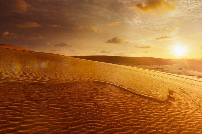 Mui Ne Sunset Sand Dune Half Day Tour from Muine