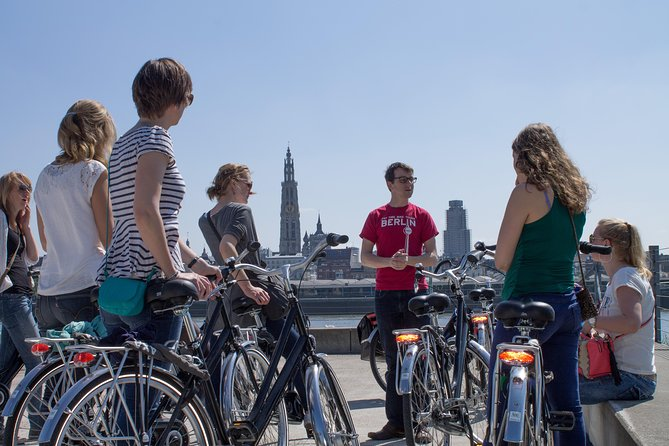 3-Hour Antwerp Bike Tour