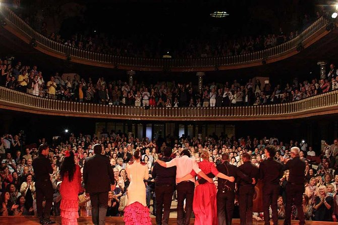 Flamenco in Palau de la Musica and Sailing Small Group Experience