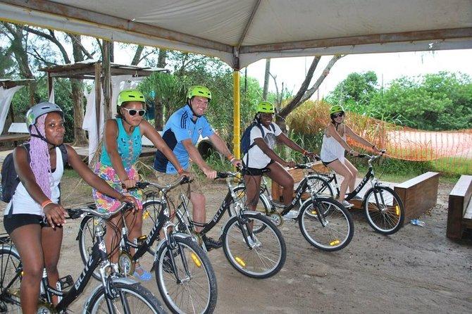 Excursão de bicicleta pelas Praias ao Sul de Florianópolis