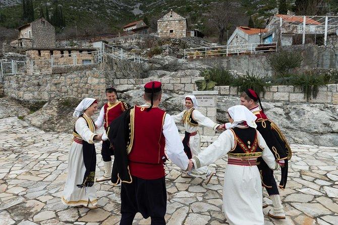 Vjetrenica Cave e Old Village Tour da Dubrovnik