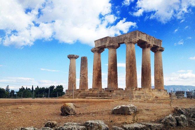 Mycenae - Ancient Corinth - Corinth Canal - Epidaurus full day tour from Nafplio