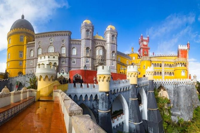 Image result for pena palace tickets