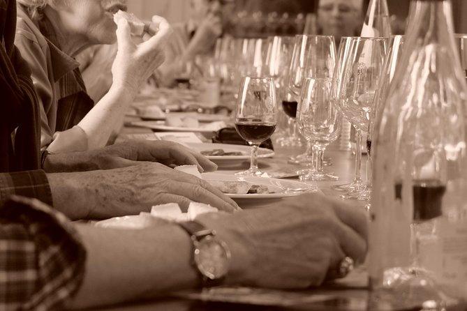 Full Wine Tasting Experience