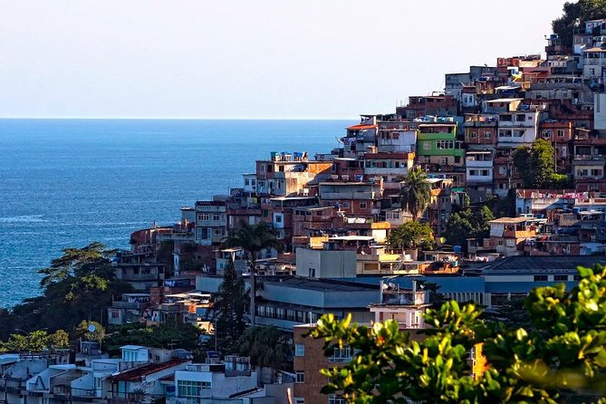 Half-Day Vidigal Favela Small-Group Tour