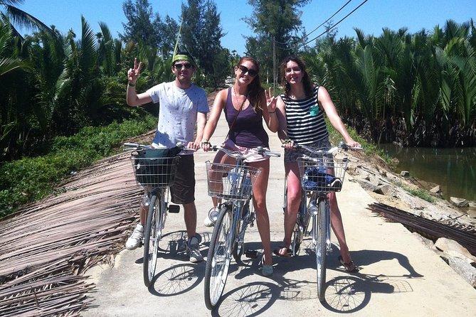 Tour en bicicleta a Cam Thanh Village desde Hoi An