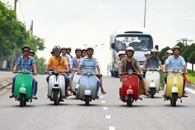 Hoi An City Tour por Vespa