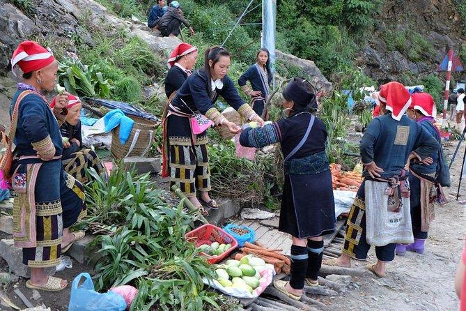 Excursión de un día al Senderismo Red Dao Village desde Sapa