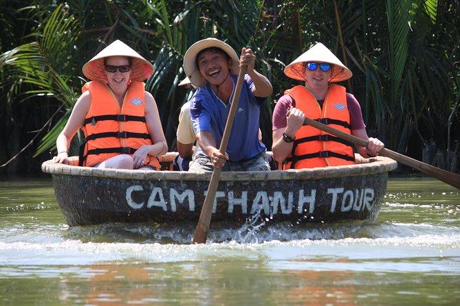 Paseo en bote y bicicleta en Hoi An