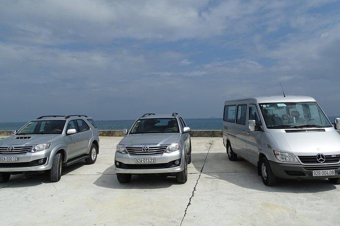Da Nang Airport Transfer: Hoi An Hotels to Da Nang Airport