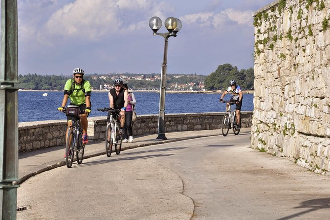 Self Guided Porec Loop Road Biking Trip