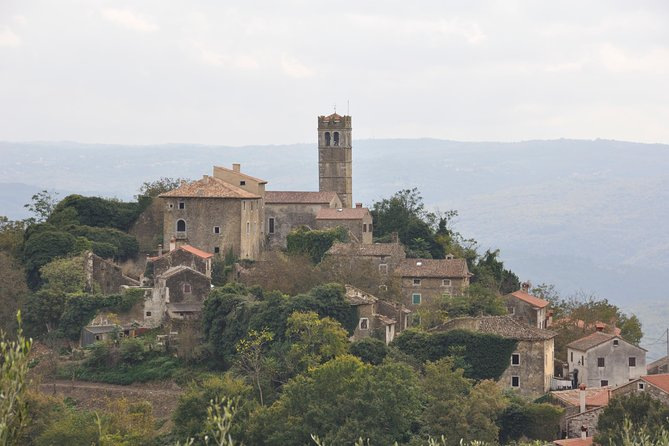 Full-Day Tour of Istria's Medieval Hilltop Towns