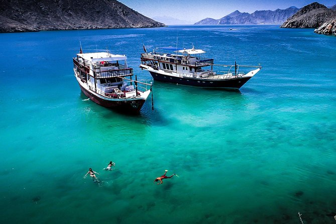 Musandam Dhow Cruise from Dubai: The Oman Fjords - Norway of Arabia