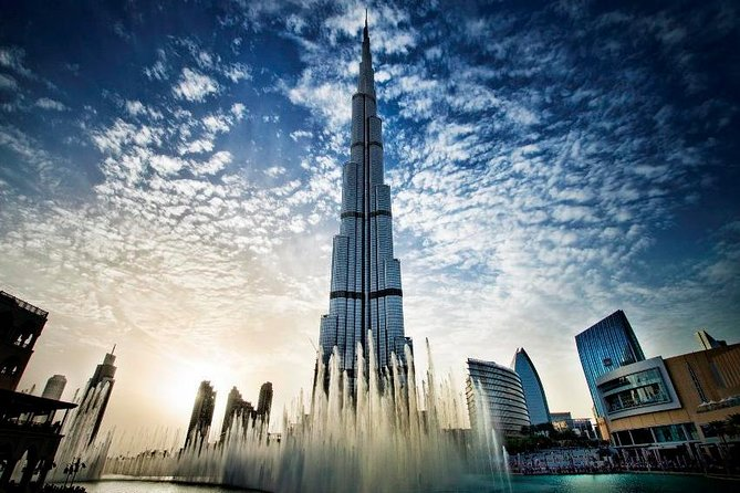 Burj Khalifa: Sunset Ticket 124 & Desert Safari Tour Dubai
