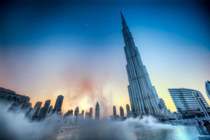 Burj Khalifa: Sunset Ticket VIP SKY 148 & Desert Safari Tour