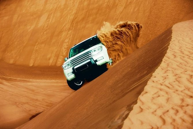 Sunset Desert Safari with free Sand Boarding from Ras Al Khaimah