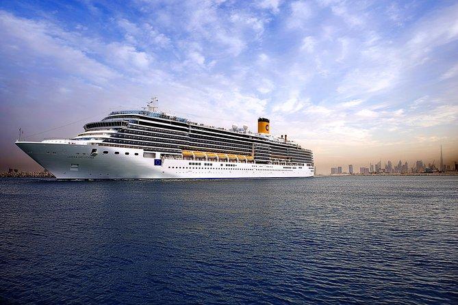 Dubai: Private VIP Shore Excursion Tour & Burj Khalifa 124