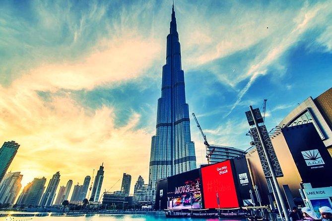 Ras Al Khaimah: Private Dubai Guided VIP Tour with Burj Khalifa 124 & 125