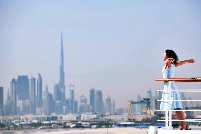 Dubai: Private Shore Excursion & Burj Khalifa SKY VIP 148