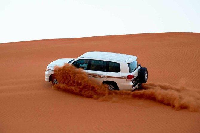 Dubai Desert Safari Fun & Adventure with BBQ Dinner | MyHolidaysAdventures