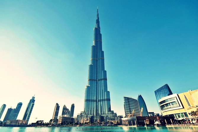 Dubai Private Vip Tour With Burj Khalifa Sky Vip Ticket 148