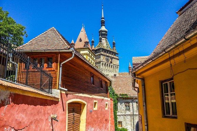 7-Day Romania Tour -Transylvania and Painted Churches