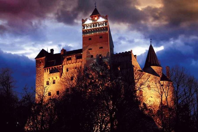 Transylvanian Castles Day Trip from Bucharest