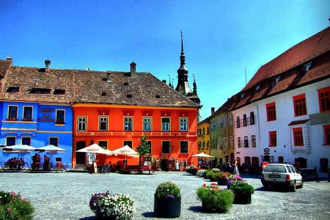 2 days Private Tour from Bucharest with Brasov, Sibiu and Sighisoara