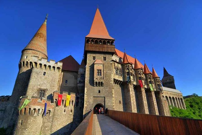 5 days Shared Tour From Budapest to Bucharest through magical Transylvania