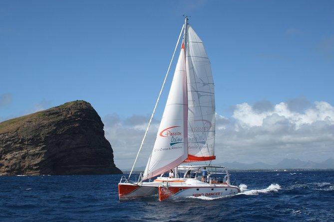 Crociera in catamarano Ilot Gabriel a Mauritius