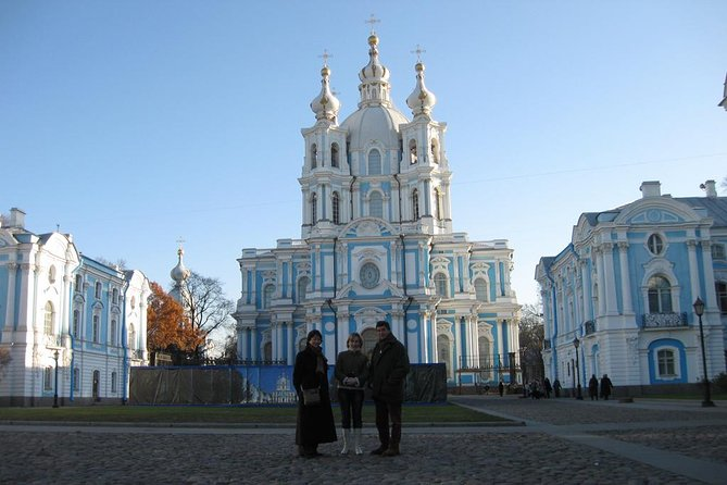 Private City Tour, Hermitage Museum and Church on the Spilled Blood