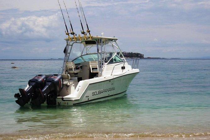 パナマシティからのボートツアー