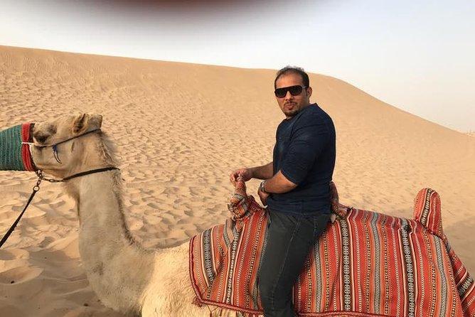 Safari en el desierto de Abu Dabi con 4x4 ataques de dunas y 15 actividades