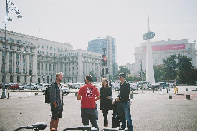 Lonely Planet Experiences: Bucharest Communist History Tour