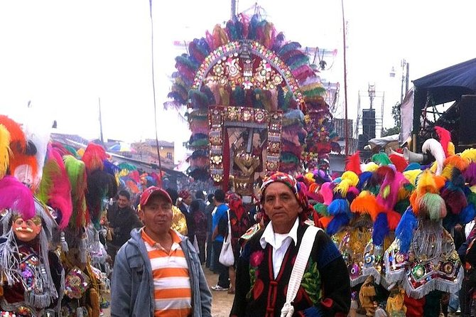 Chichicastenango Market Day Tour from Panajachel