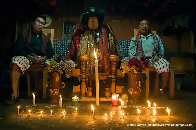 Party with Maximon, the Mayan Folk Saint